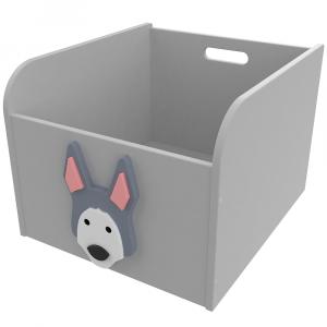 Kutija za igračke - Haski