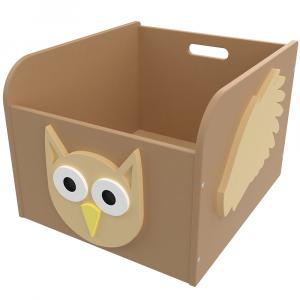 Kutija za igračke - Sova